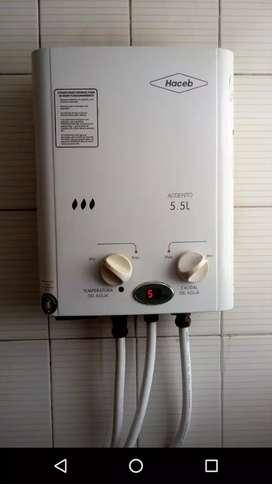 Reparación Calentadores HACEB