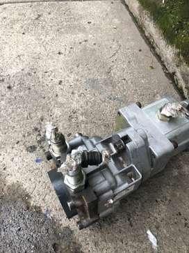 Aquien le pieda interesar bomba idraulica idraulica