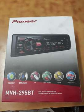 Estéreo Pioneer Bluetooth Th 50x4