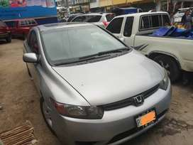 Vendo Honda civic 07