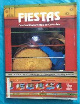 FIESTAS CELEBRACIONES Y RITOS DE COLOMBIA