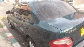 Hyundai accent 98 A.A 8.500.000
