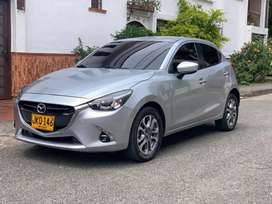 MAZDA 2 GRAND TOURING LX 2018 TP 1.5CC GASOLINA AA AB ABS FULL