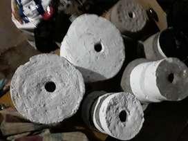 Discos cemento pesas economicos