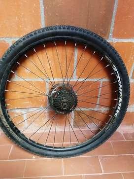 Venta de llanta trasera para bicicleta 27.5