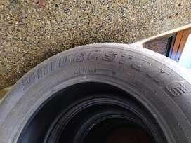 Llantas Bridgestone Dueler H/T 684 II Ref 265/65R17 para camionetas y pick up