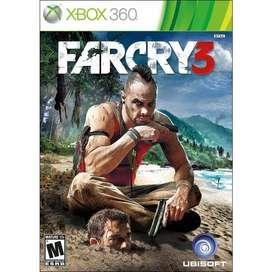 Far Cry 3 (xbox 360, Xbox One), Físico