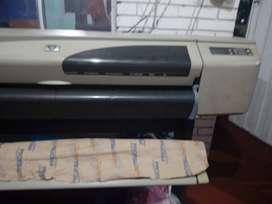 Plotter HP  designjet 500 42