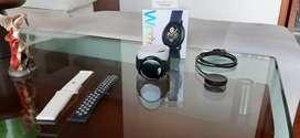 Reloj smart watch Samsung, galaxy watch active, Samsung reloj