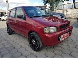 Chevrolet Alto 2001 5p 1.0