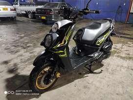 Vendo Yamaha Bws X 2015