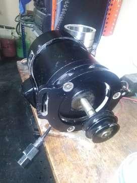 Motor eléctrico 220v