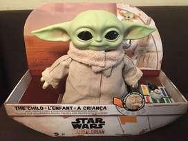 Baby Yoda - Grogu - Mandalorian - A Control Remoto (Mattel)