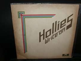 "VINILO HOLLIES "" WRITE ON """
