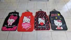 Moquetas de Hello kitty