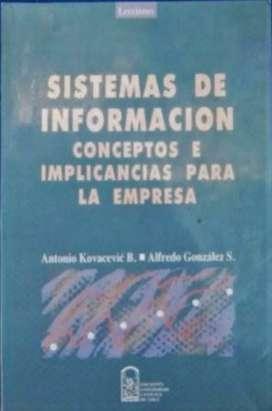 Sistemas De Información  ANTONIO KOVACEVIC