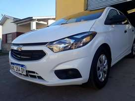 Chevrolet onix joy plus 0 km 2020, 1.4, 4 ptas, full.