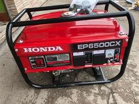 Vendo grupo eletrogeno honda 6500w nuevo