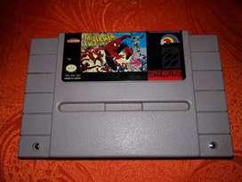 Speedy Gonzáles-  Super Nintendo