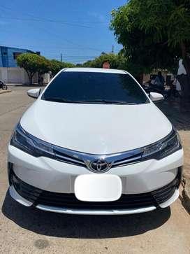 Toyota Corolla (SEG) Motor: 1.800 c.c. Gasolina. Transmisión: Automática  Precio: 72'500.000 Kilometraje:40.000