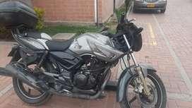 Se vende moto apache 180 freno de disco delantero y trasero
