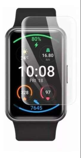 2 Protector De Pantalla Huawei Watch Fit Protector Inteligente