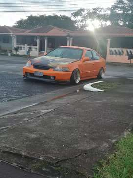 Vendo o cambio honda civic
