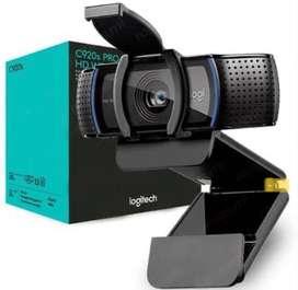 Camara Web Full Hd Logitech C920s Pro