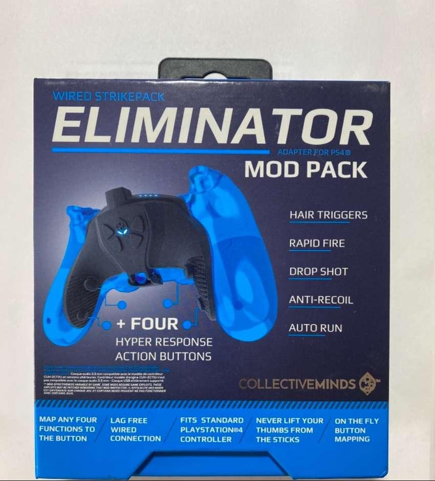 Nuevo Strikepack Eliminator para Ps4 +mods. Disponible ya