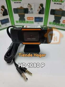 Cámara Web c/micrófono  HD 1080