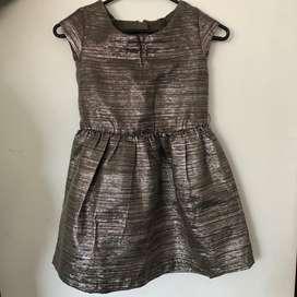 Vestido niña gap