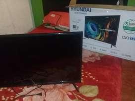 vendo tv esta nuevo tiene sello de garantía todo nuevo lo doy en 640 negociable