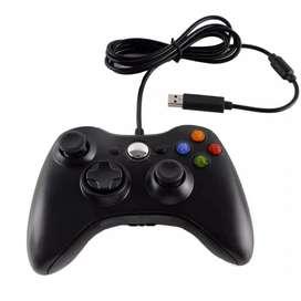 Joystick XBOX 360 y PC Con Cable
