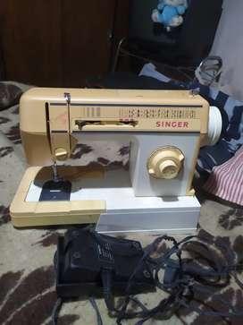Nueva máquina de coser