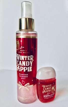 Bath & Body Works Winter Candy Apple Edition Diamond