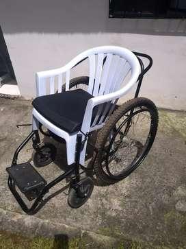 Silla de ruedas adulto barata