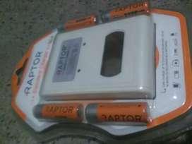 A la venta cargador de pilas y bateria 9 v