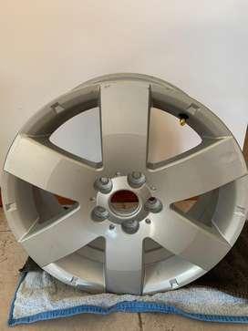 Llanta 17 Chevrolet Captiva Aleacion 6 rayos