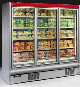 Vitrinas Refrigeradas para Supermercados