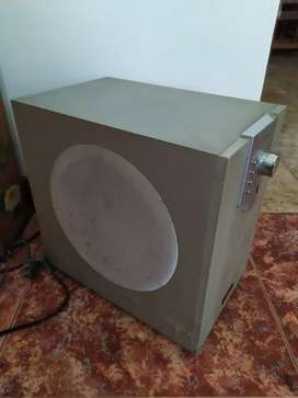 Woofer Home theater admiral