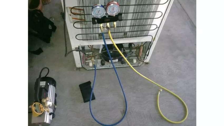 Técnico especialista en reparación de neveras, congeladores, y aires acondicionados 0