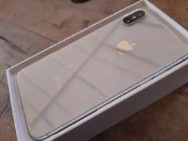 Iphone X 64 Gb blanco con accesorios nuevos