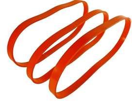 Bandas de uretano para sierra de cinta