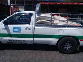 alquiler  de camioneta