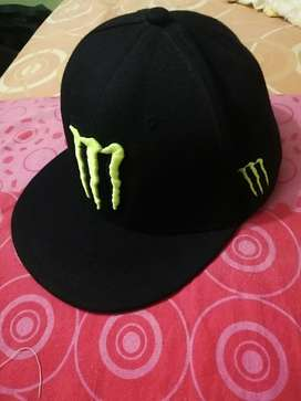 Vendo Gorra Monster Energy Usada Una Vez