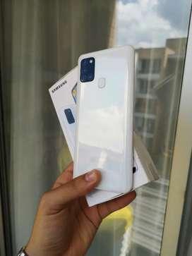 Oferta ganga Samsung a21s dual sim de 64gb en caja, pasa por nuevo