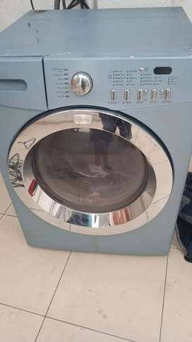Lavadora buena de maquinaria