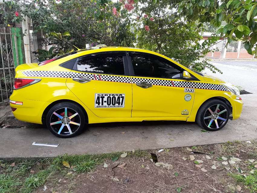 Taxi 4T-0047 0