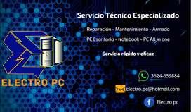 Servicio Técnico  PC