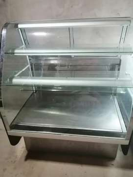 Se vende vitrina para panaderia